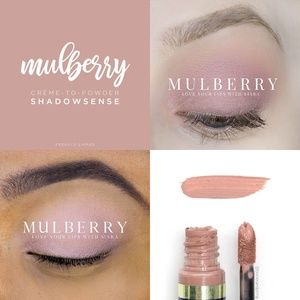 Mulberry SHADOW SENSE NWT